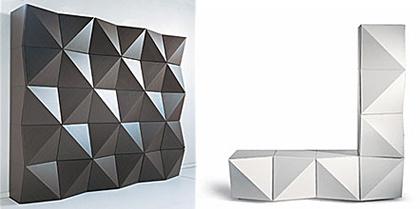 meubles de rangement design moderne