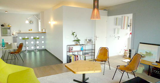 v ronique cotrel paris. Black Bedroom Furniture Sets. Home Design Ideas
