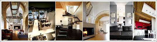 Volumes architecure à Lyon