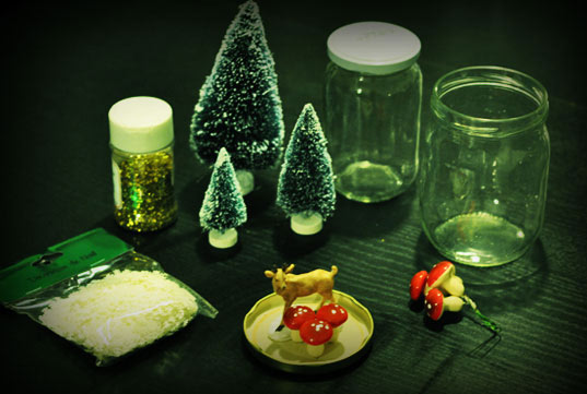 10 id es d co no l diy - Decoration de table de noel a faire soi meme ...