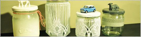 D coration r cup bocaux en verre for Decoration bocal en verre