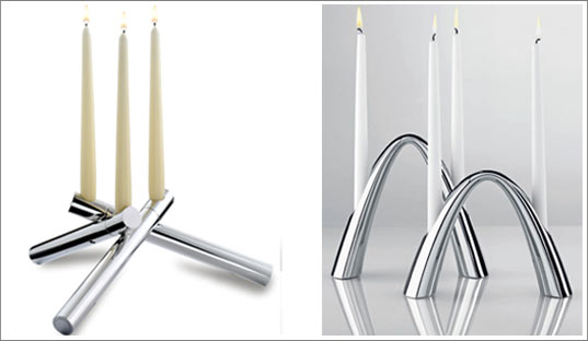 شموع غاية في الروعة Bougie-tendance-chandelier-design