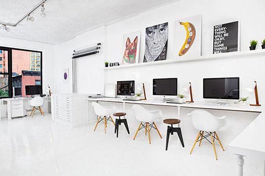 La d coration de bureau agence design for Bureau entreprise design