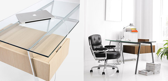 La d coration de bureau agence design for Bureau design 1 m