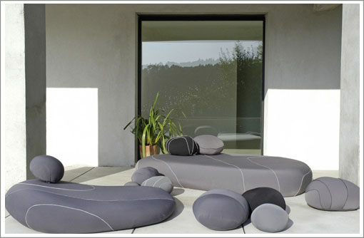 D co imitation nature for Deco terrasse design