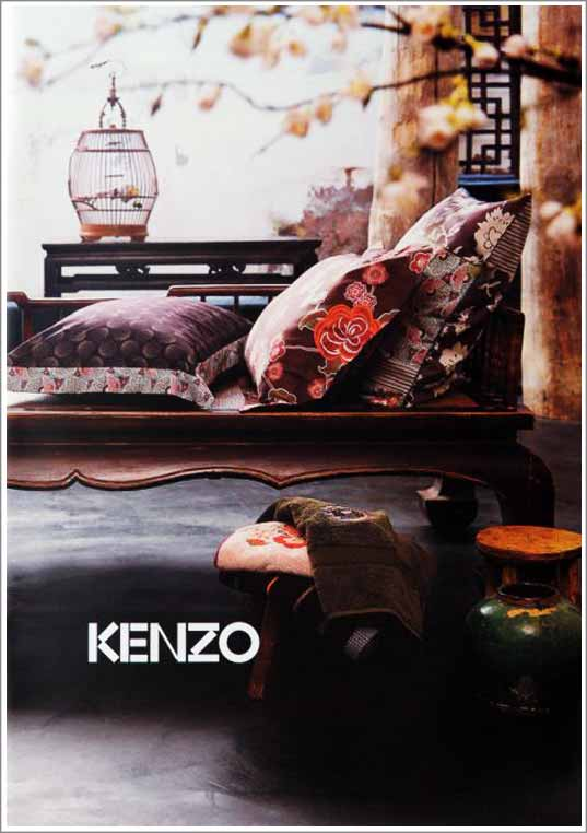 d co color e kenzo maison. Black Bedroom Furniture Sets. Home Design Ideas
