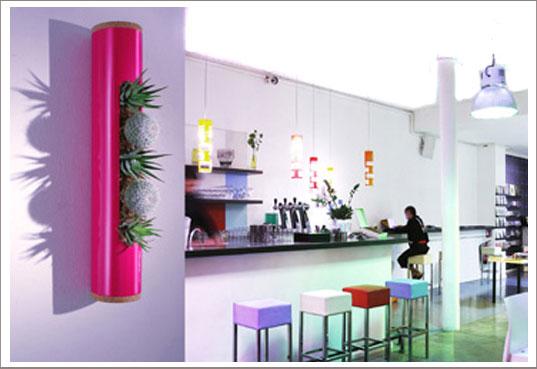 Images correspondant mur vegetal exterieur deco