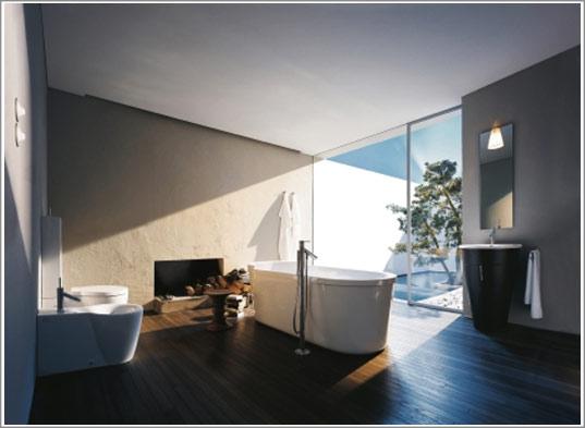 D coration salle de bain moderne Decoration salle de bain design