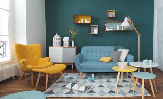 tendance d coration style scandinave. Black Bedroom Furniture Sets. Home Design Ideas