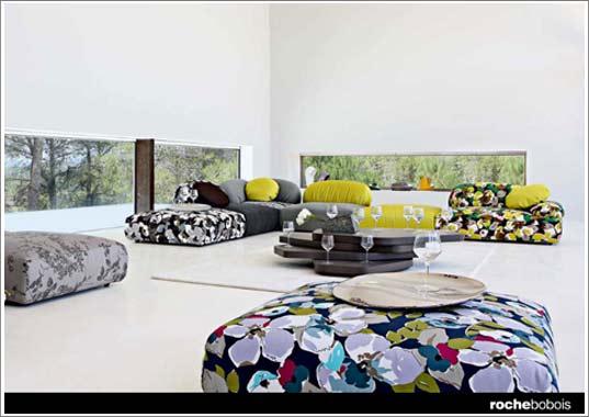 tendances d co contemporaines. Black Bedroom Furniture Sets. Home Design Ideas
