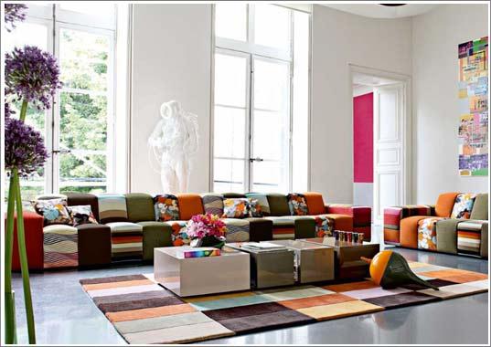 Salon Contemporain Roche Bobois – Chaios.com