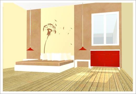 Id es d coration chambre for Deco zen chambre a coucher
