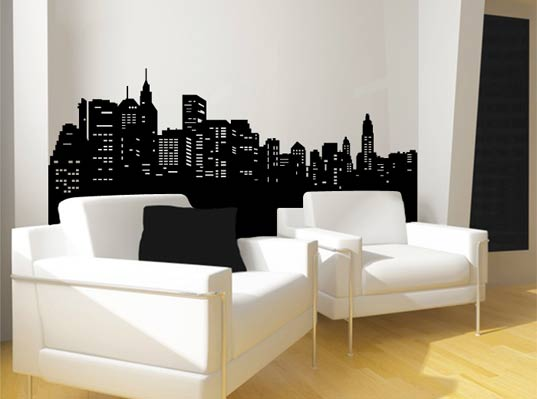d co salon theme new york. Black Bedroom Furniture Sets. Home Design Ideas