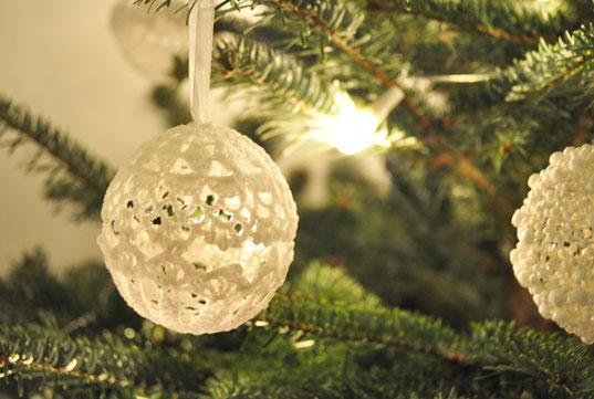 Faire Une Boule De Noel Soi Meme.Déco De Noël à Faire Soi Même