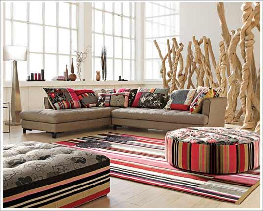 D co color e kenzo maison for Maison deco design