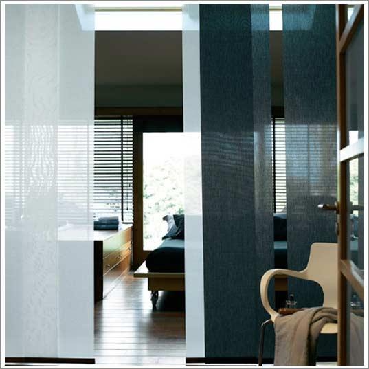 rideaux design. Black Bedroom Furniture Sets. Home Design Ideas